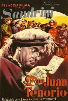 Don Juan Tenorio online gratis