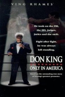 Don King: Only in America Online Free