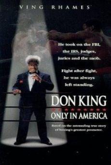 Don King: Seulement en Amérique