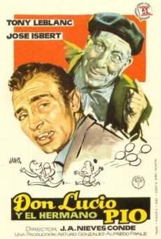 Ver película Don Lucio y el hermano Pío
