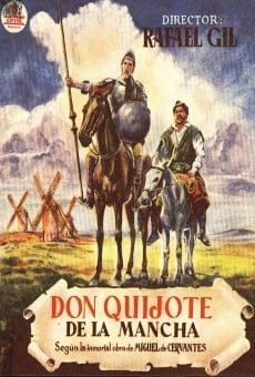 Don Quijote de la Mancha on-line gratuito