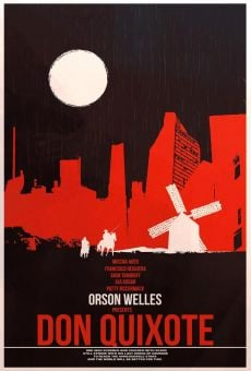 Ver película Don Quijote de Orson Welles