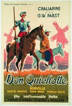 Ver película Don Quijote