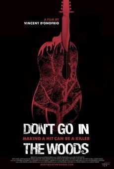 Ver película Don't Go in the Woods