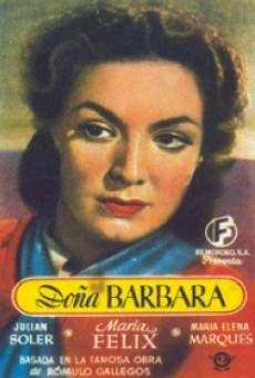 Ver película Doña Bárbara