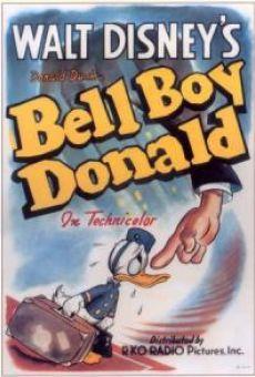 Ver película Donald el botones