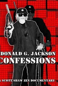 Donald G. Jackson: Confessions online streaming