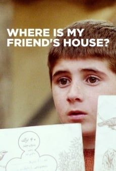 ¿Dónde está la casa de mi amigo? online gratis