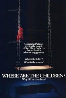 Ver película ¿Dónde están los niños?