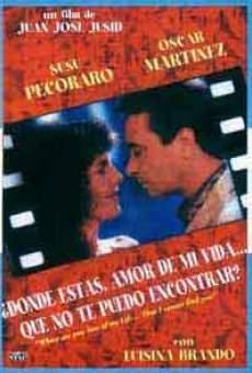 Ver película ¿Dónde estás amor de mi vida... que no te puedo encontrar?