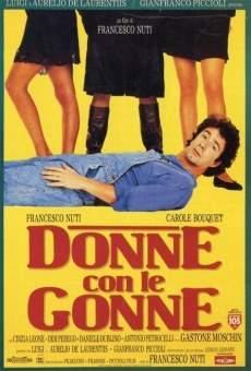 Ver película Donne con le gonne