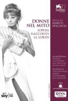 Donne nel mito: Sophia racconta la Loren online