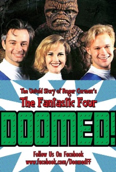Doomed: The Untold Story of Roger Corman's the Fantastic Four online kostenlos