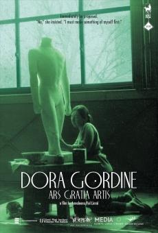 Ver película Dora Gordine: Ars Gratia Artis