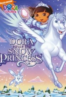 Dora Saves the Snow Princess on-line gratuito