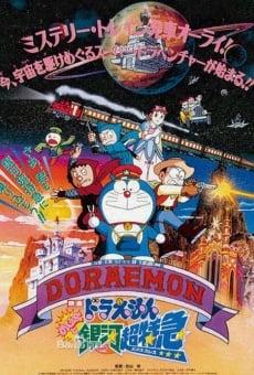 Doraemon y el tren del tiempo online gratis