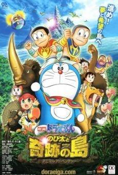 Doraemon: Nobita to Kiseki no Shima ~Animal Adventure~ streaming en ligne gratuit