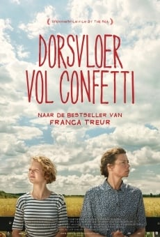 Dorsvloer vol confetti on-line gratuito