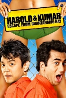 Harold & Kumar Escape from Guantanamo Bay stream online deutsch