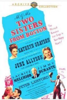 Ver película Dos hermanas de Boston