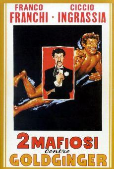 Ver película Dos mafiosos contra Goldezenger