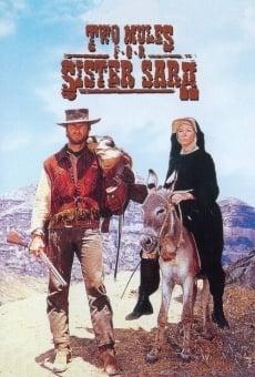 Ver película Dos mulas y una mujer