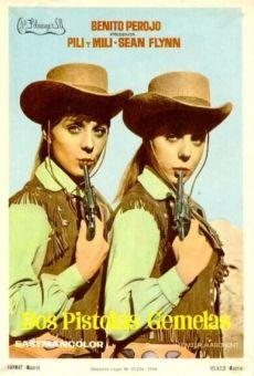 Dos pistolas gemelas online gratis