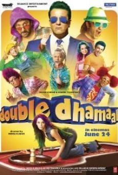 Ver película Double Dhamaal
