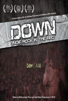 Watch Down: Inside Rock in the PRC online stream
