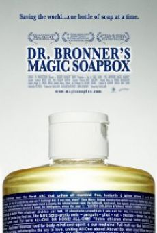 Dr. Bronner's Magic Soapbox gratis