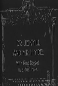 Dr. Jekyll and Mr. Hyde online gratis