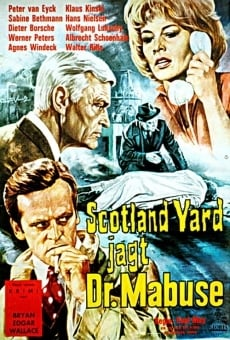 Scotland Yard contro Dr. Mabuse online streaming