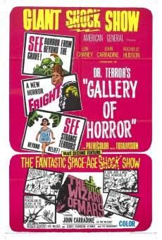 Ver película Galeria de horror