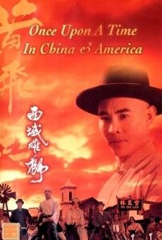 C'era una volta in Cina e in America online
