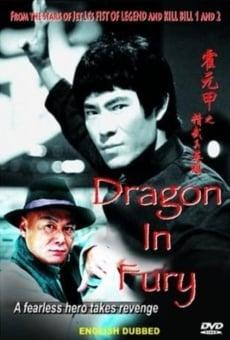 Dragon in Fury gratis