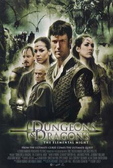 Ver película Dragones y mazmorras 2