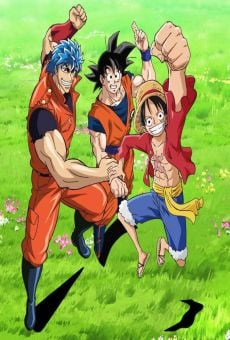 Dream 9 Toriko & One Piece & Dragon Ball Z Chô Collaboration Special!! on-line gratuito
