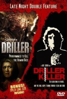 Ver película Driller