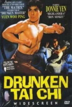 Drunken Tai Chi online gratis