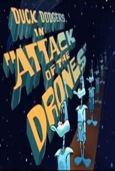Ver película Duck Dodgers in Attack of the Drones