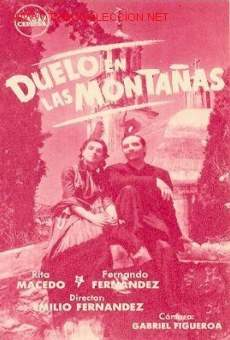 Ver película Duelo en las montañas