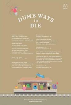 Ver película Dumb Ways to Die