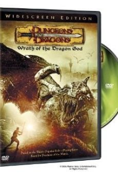 Dungeons & Dragons: Wrath of the Dragon God online streaming