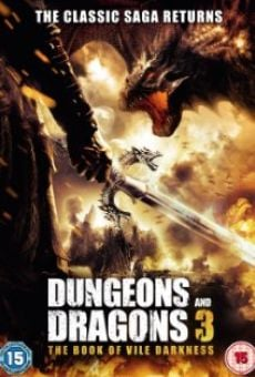 Ver película Dungeons & Dragons: The Book of Vile Darkness