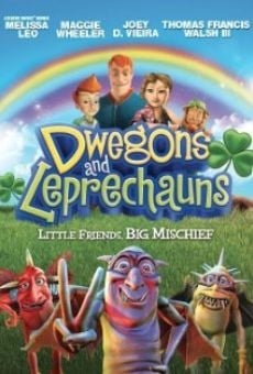 Película: Dwegons and Leprechauns