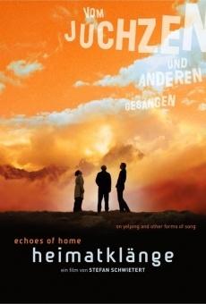 Ver película Echoes of Home