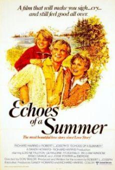 Ver película Ecos de un verano