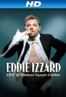 Eddie Izzard: Live at Madison Square Garden online streaming