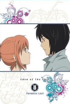 Higashi no Eden Gekijoban II: Paradise Lost (Eden of The East the Movie II: Paradise Lost) online