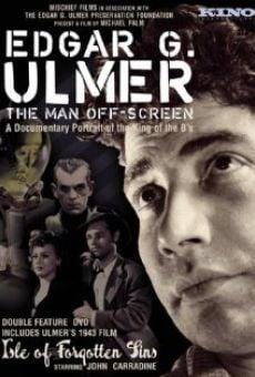 Ver película Edgar G. Ulmer: El hombre fuera de campo